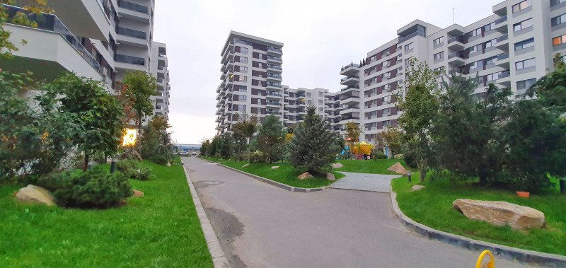 Apartament de lux, 4 City North Pipera